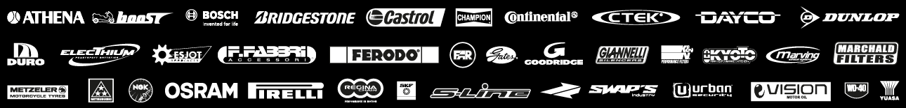 Logos des marques vendues par SIFAM